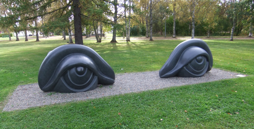 Eye benches II