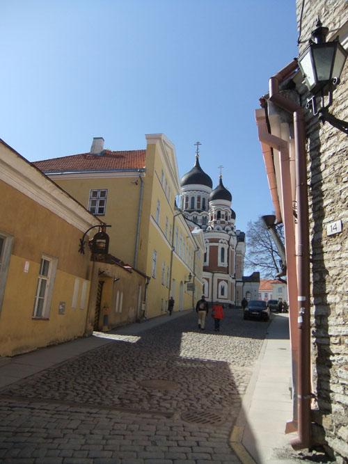 Alexander Nevskijkatedralen i Tallinn