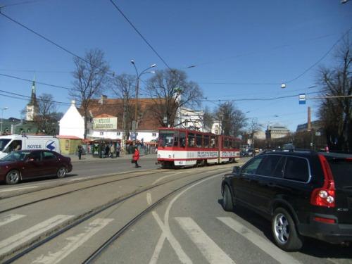 Spårvagn i Tallinn