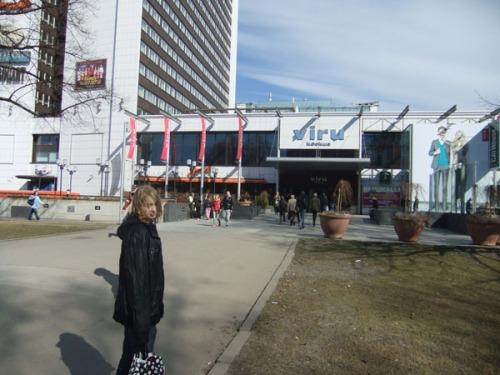 Tallinn Viru center