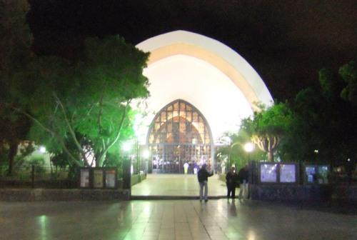 Kyrkan på natten