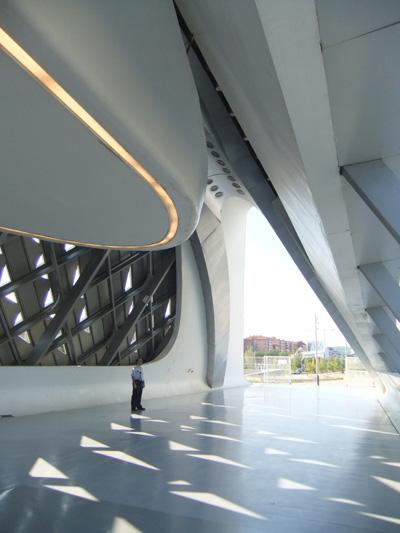 Pavilion Puente