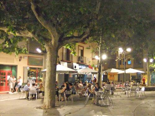 Plaza de San Pedro Nolasco